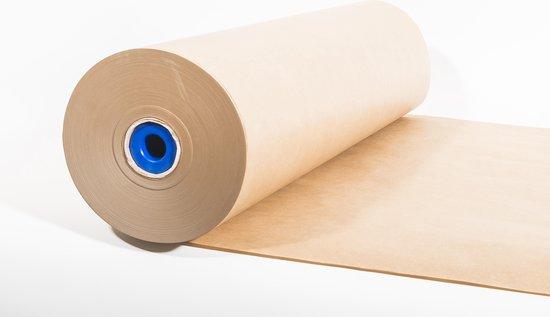 Natronkraft inpak-papier op rol 30cm, 70grams 1 rol (040.0105)