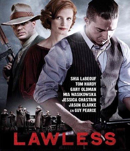 Cover van de film 'Lawless'