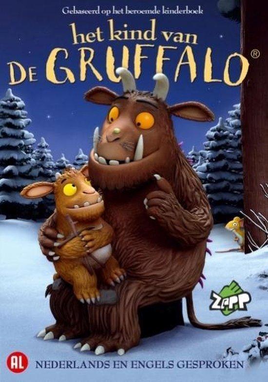 Cover van de film 'Het Kind Van De Gruffalo'