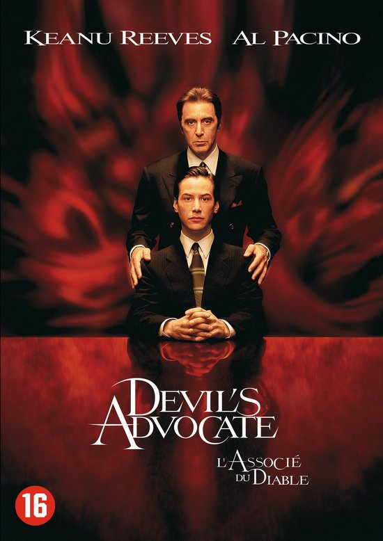 Cover van de film 'Devil's Advocate'
