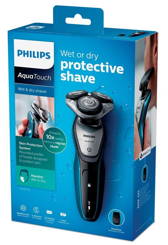 Philips AquaTouch S5420/06 - Scheerapparaat - Philips
