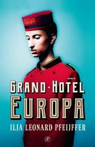 Boek cover Grand Hotel Europa van Ilja Leonard Pfeijffer (Hardcover)