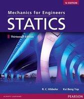 MECHANICS FOR ENGINEERS 13E SI ED STUDY PACK