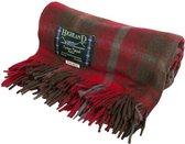 Highland Tartan Tweeds of Scotland Dark Maple