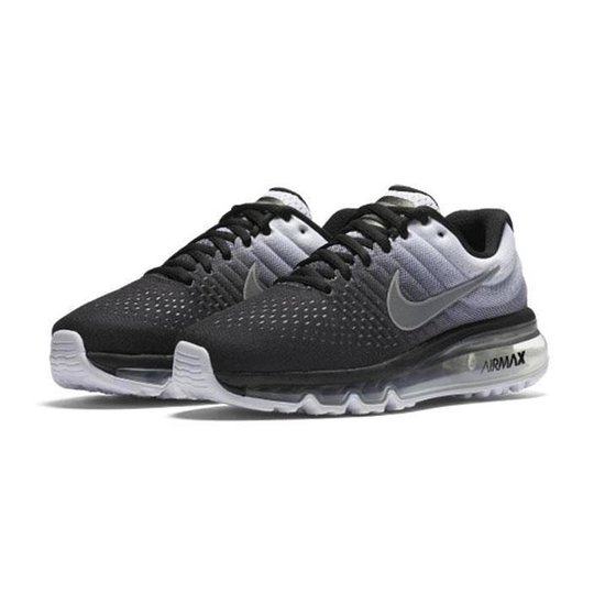 nike air max 2017 dames zwart wit
