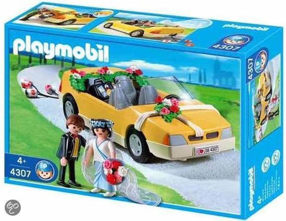 Playmobil Bruidswagen - 4307