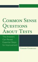 Common Sense Questions About Tests