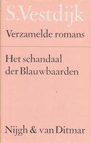 Verzamelde romans 49: Het schandaal der blauwbaarden