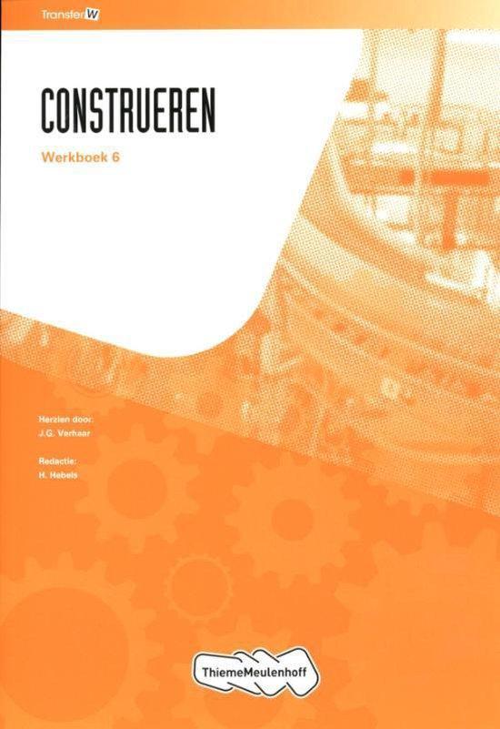 Tr@Nsfer-W / Construeren / Deel Werkboek 6 - F. Hersche  
