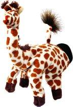 Beleduc Giraffe Speelhandschoen - Handpop