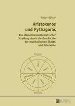 Aristoxenos und Pythagoras