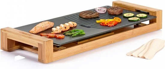 Princess 103025 Table Grill Pure Duo - Grillplaat