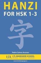 Hanzi for HSK 1-3