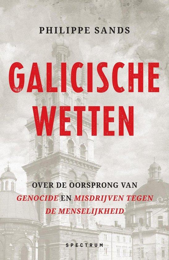 Galicische wetten - Philippe Sands pdf epub