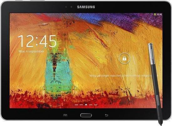 "Samsung P6050 Galaxy Note 10.1"" 2014 edition - jet black - WiFi + LTE"