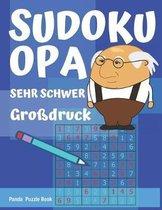 Sudoku Opa - Sehr Schwer - gro druck