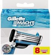 Gillette Mach 3 Start Razor Blades