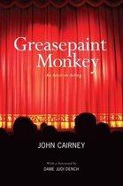 Omslag Greasepaint Monkey