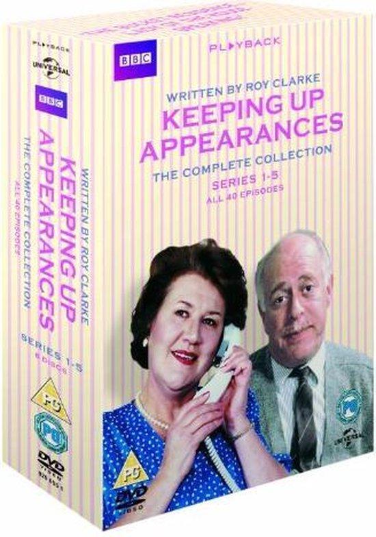 Cover van de film 'Keeping Up Appearances'