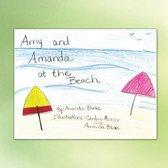 Amy and Amanda at the Beach