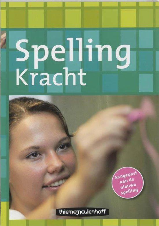 Spellingkracht - S. van Stratum |