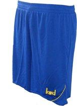 KWD Short Nuevo - Kobaltblauw/geel - Maat M