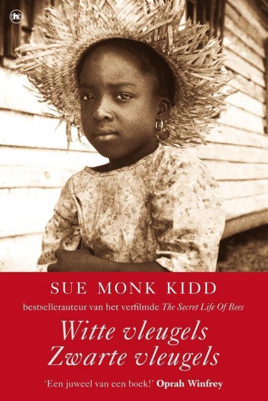 Boek cover Witte vleugels, zwarte vleugels van Sue Monk Kidd (Paperback)