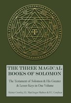 Three Magical Books of Solomon