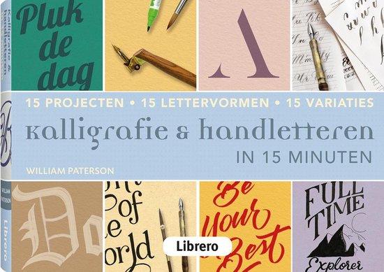 Kalligrafie & handletteren in 15 minuten - William Paterson | Fthsonline.com