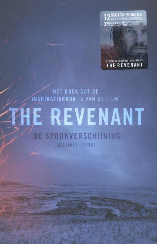 The Revenant. De spookverschijning het boek dat de inspiratiebron is van de film - Michael Punke pdf epub