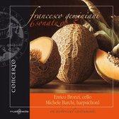 Geminiani: 6 Sonatas For Cello & Basso Continuo