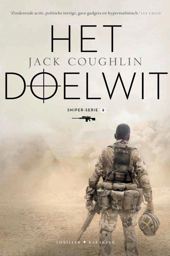Sniper-serie 4 - Het doelwit - Jack Coughlin |