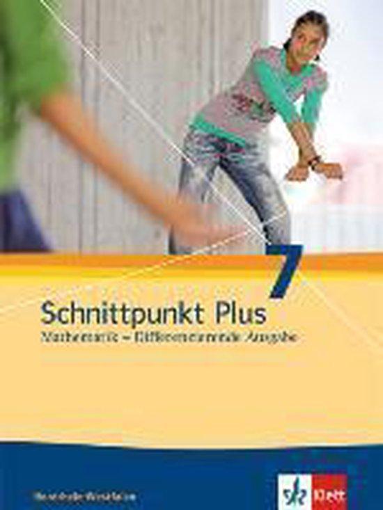 Schnittpunkt Mathematik Plus - Differenzierende Ausgabe für Nordrhein-Westfalen. Schülerbuch 7. Schuljahr