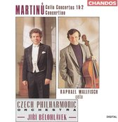 Martinu: Cello Concertos Nos. 1 & 2; Concertino