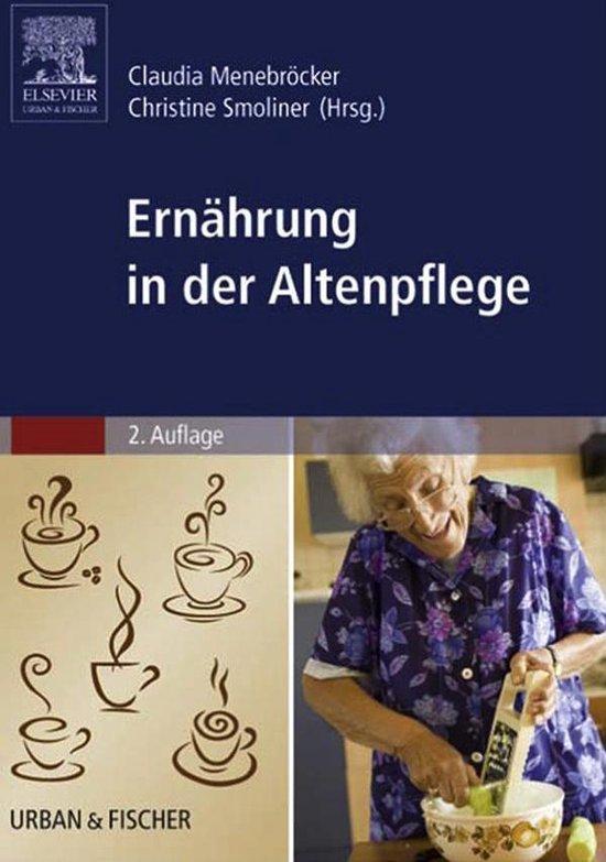 Boek cover Ernährung in der Altenpflege van Regina Best (Onbekend)