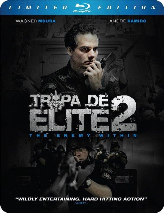 Cover van de film 'Tropa De Elite 2'