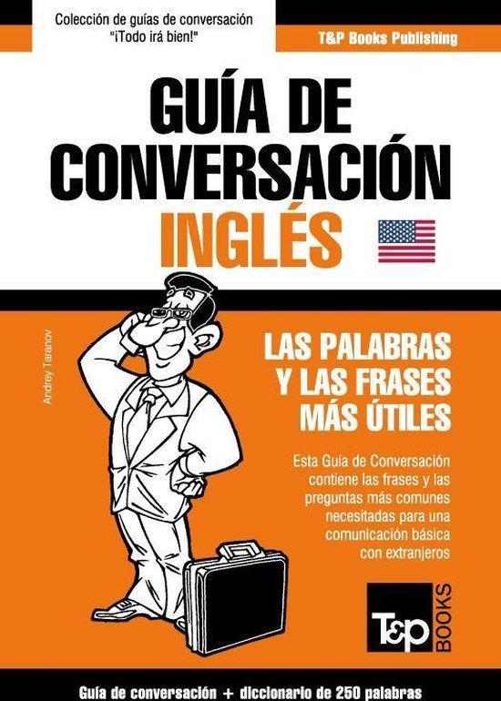Bol Com Guía De Conversacion Español Inglés Y Mini Diccionario De 250 Palabras Ebook Andrey