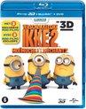 Verschrikkelijke Ikke 2 (3D Blu-ray)