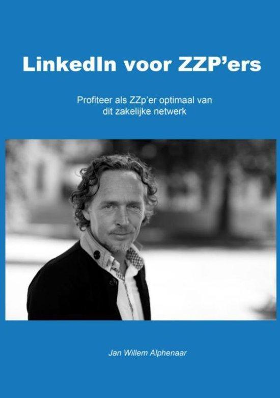 LinkedIn voor ZZP'ers - Jan Willem Alphenaar pdf epub