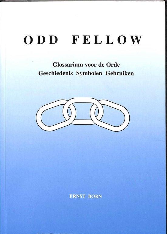 ODD fellow - E. Born |