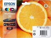 Epson 33 - Inktcartrdige / Multipack