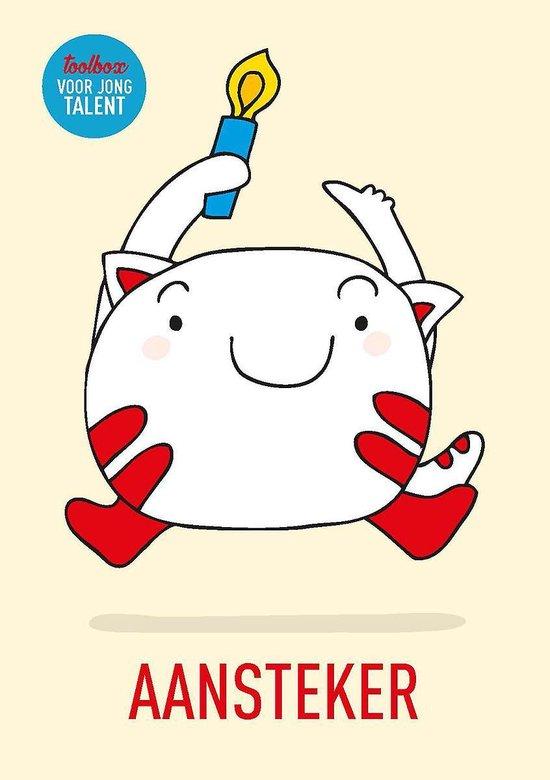 Boek cover Talentenkaartjes junior groot van Luk Dewulf (Paperback)