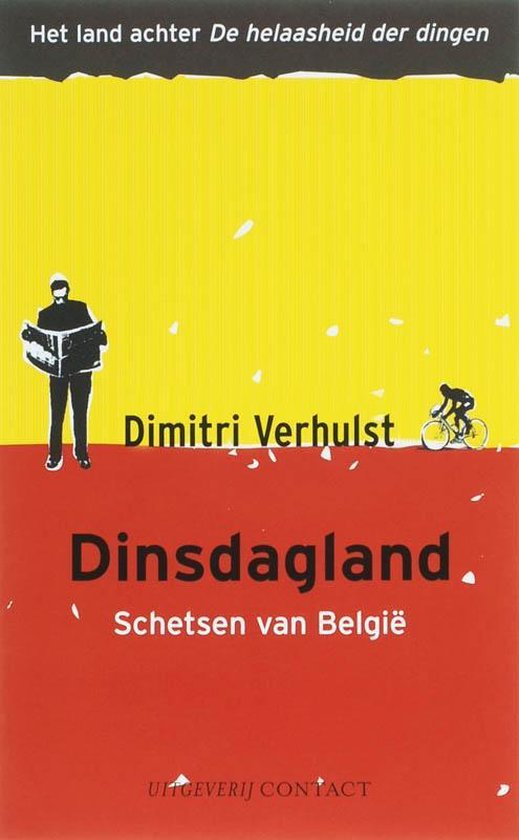 Dinsdagland - Dimitri Verhulst |