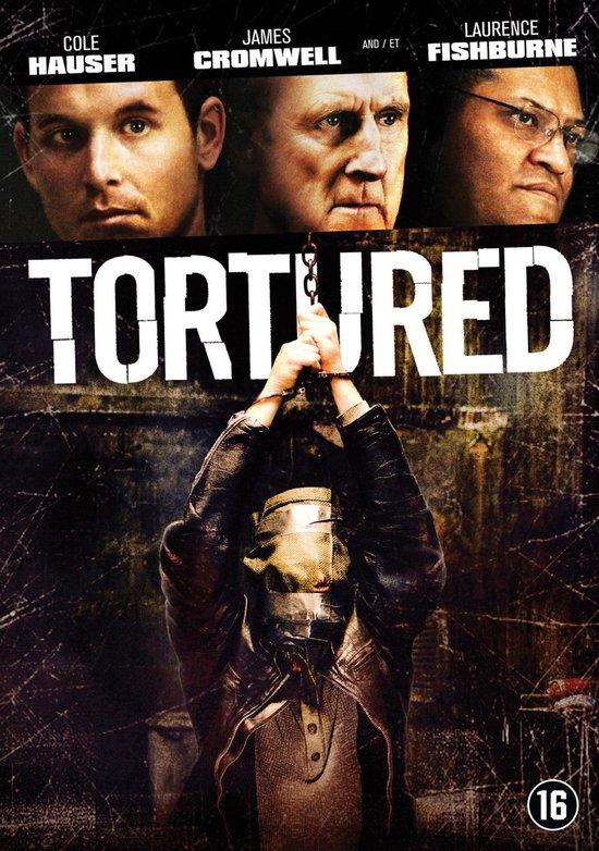 Cover van de film 'Tortured'