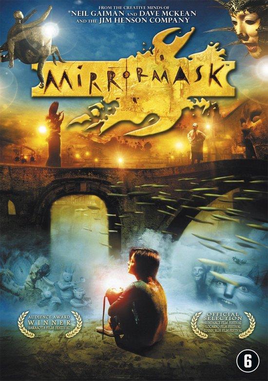 Cover van de film 'Mirrormask'