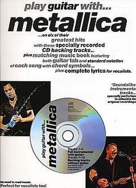 Boek cover Play Guitar With... Metallica van Mark Monmonier (Paperback)