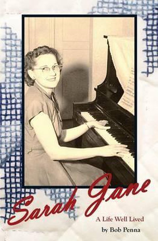 Boek cover Sarah Jane van Bob Penna (Paperback)