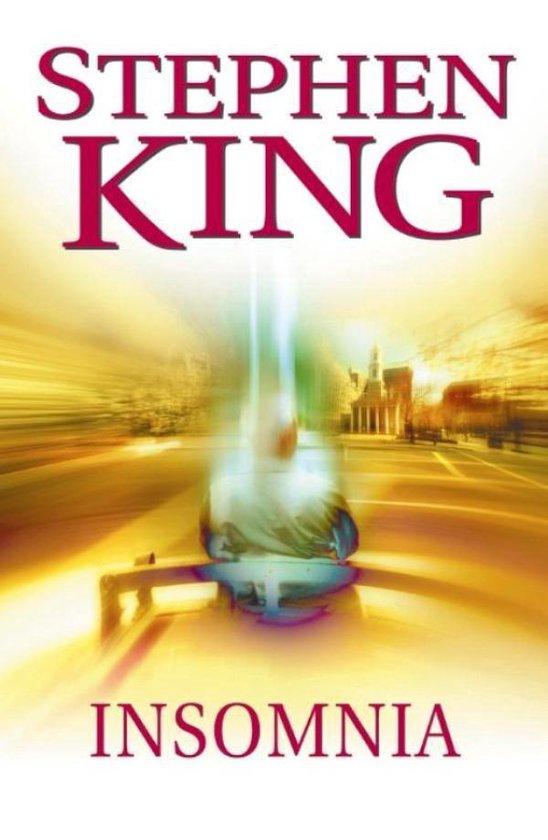 Insomnia - Stephen King |