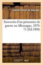 Souvenirs d'un prisonnier de guerre en Allemagne, 1870-71
