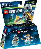 LEGO Dimensions Fun Pack ZANE